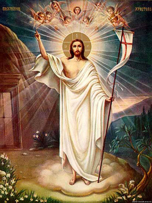 Христос Воскресе - 22 Апреля 2011 - черноморское казачье войско